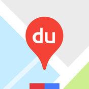 百度地图手机软件app