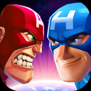超级英雄争霸之队长复仇 电脑版