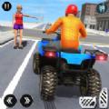 极限屋顶四轮摩托车手游app