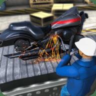 摩托车制造厂3d手游app