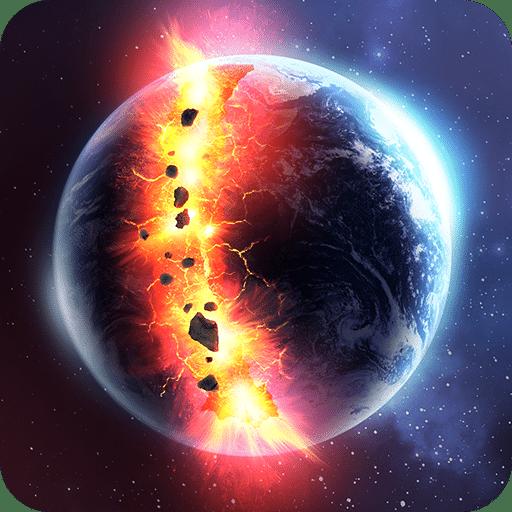 IOS 星球毁灭模拟器
