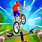 IOS 疯狂自行车