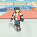 滑板特技竞赛