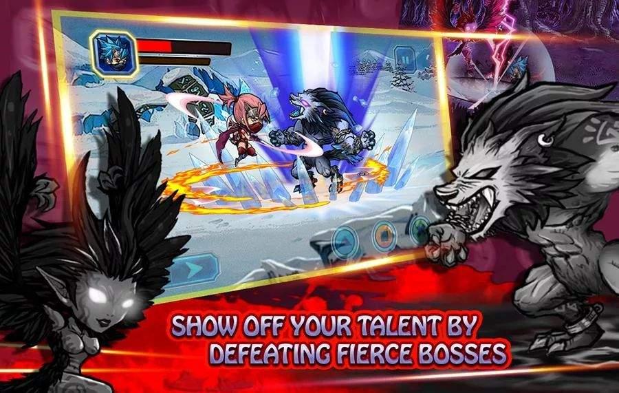 忍者战斗手游app截图