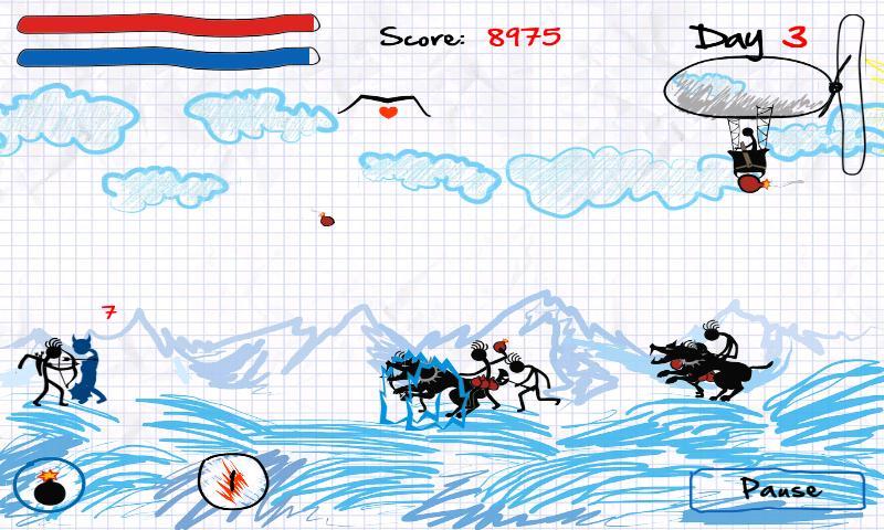 一个人的战争2手游app截图