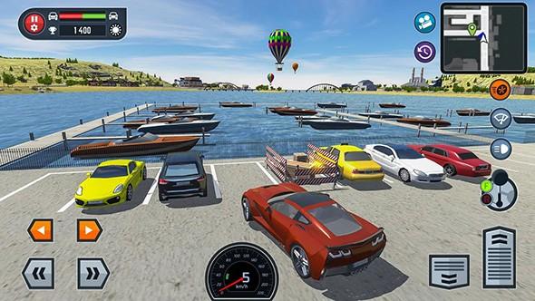 驾校模拟手游app截图
