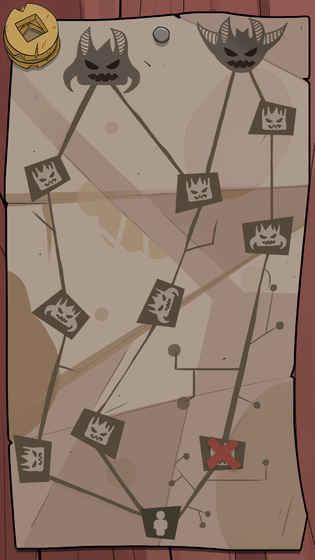 卡牌与冒险手游app截图
