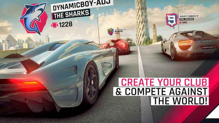 狂野飙车9:竞速传奇手游app截图