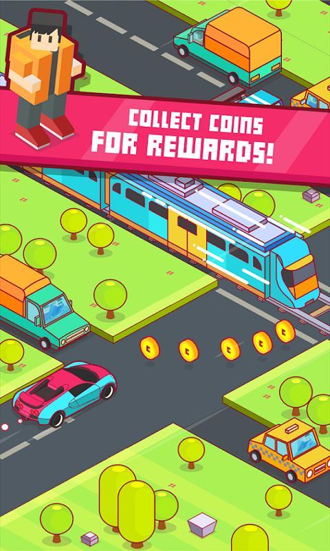 快速车:无尽的冲刺手游app截图