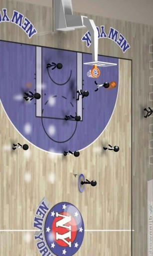 火柴人篮球手游app截图