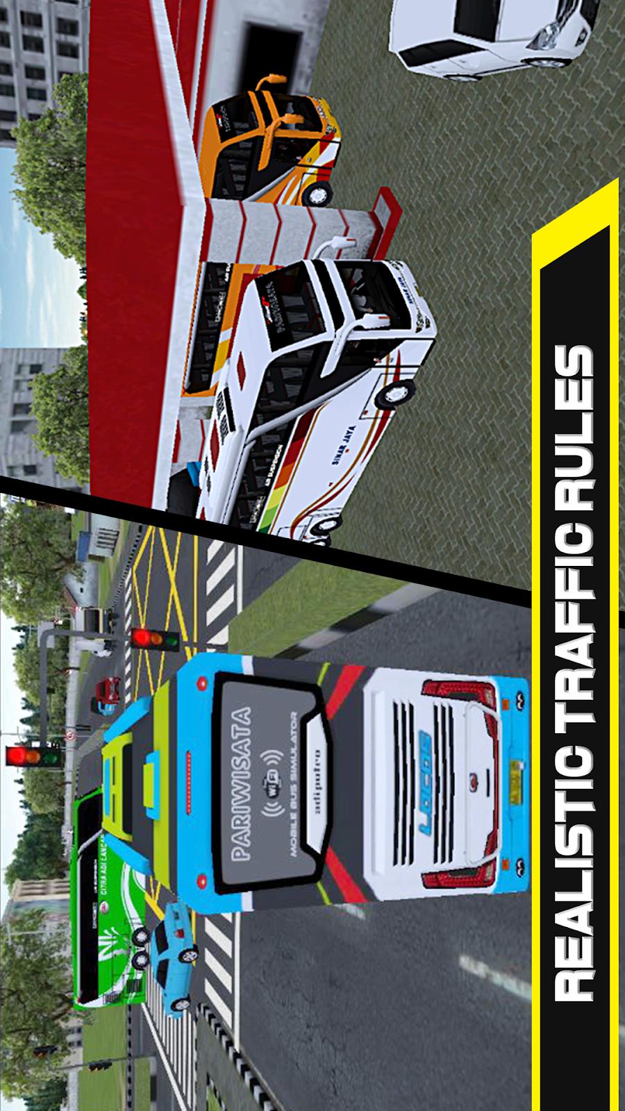印度巴士模拟器手游app截图