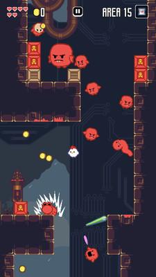 小鸡大战恶魔手游app截图
