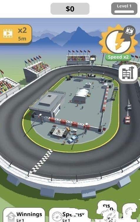 极限赛车竞速挑战赛手游app截图