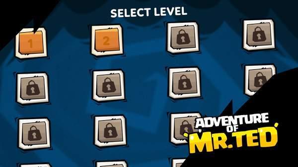 泰德先生的冒险手游app截图