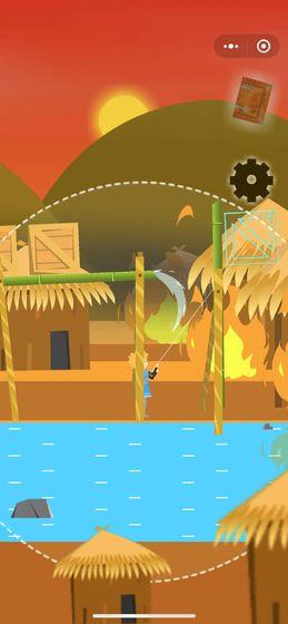 埃利斯的冒险之燃烧的小镇手游app截图