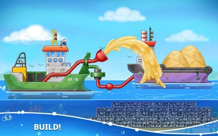 岛屿建造手游app截图