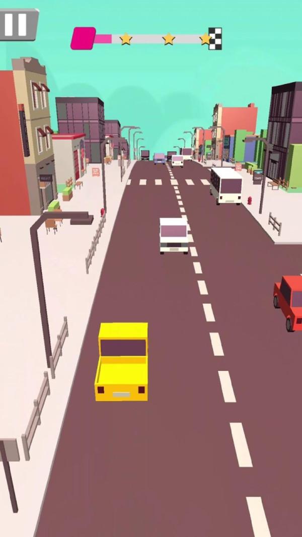 竞速汽车3D手游app截图