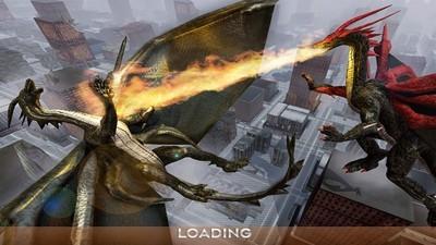 龙形机甲模拟手游app截图