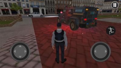 警车模拟器巡逻手游app截图