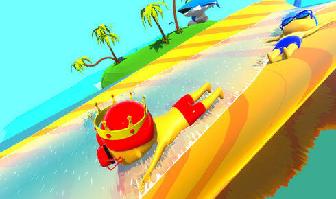 水上乐园冒险手游app截图