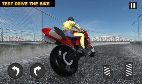 摩托车制造厂3d手游app截图