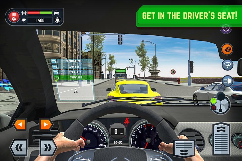 驾驶学校模拟 安卓版手游app截图