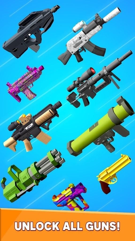 枪支合成器手游app截图