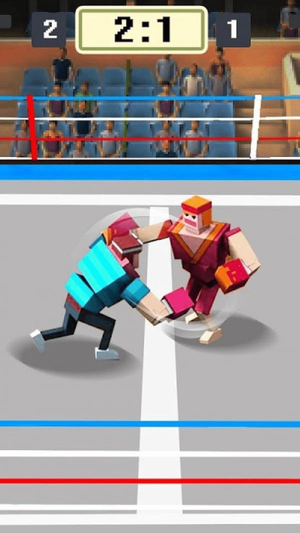 像素拳击冠军手游app截图