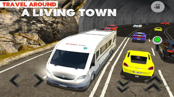 驾校岛:特殊驾驶 2021手机版手游app截图