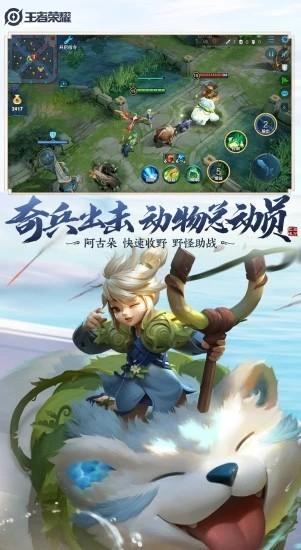 王者荣耀云游戏手游app截图