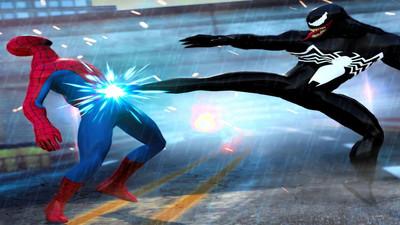 超级英雄:毒液大战蜘蛛侠 最新版_蔚蓝天空下载站