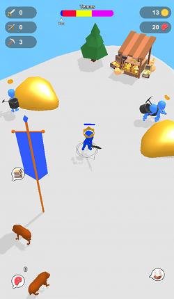 海岛斗争 手游版手游app截图