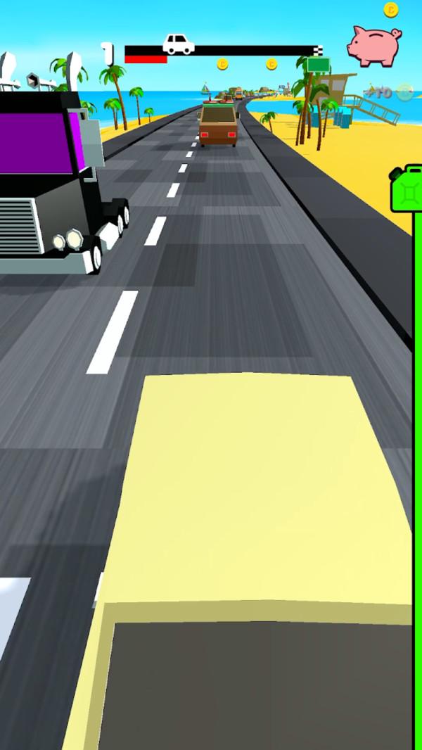我超车贼6 手游版手游app截图