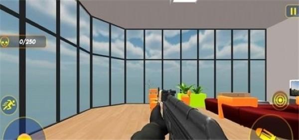 办公室射击破坏手游app截图