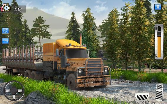 泥地越野驾驶模拟器手游app截图