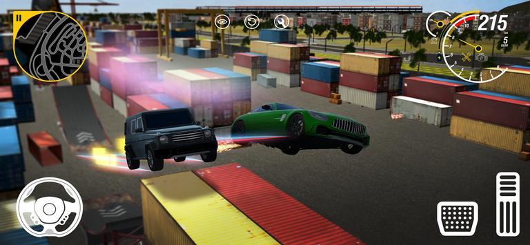 加速汽车驾驶模拟器2021手游app截图
