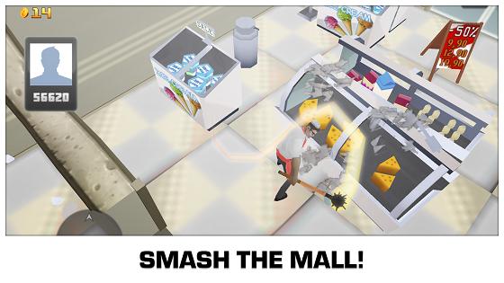 粉碎商场 无限金币版手游app截图