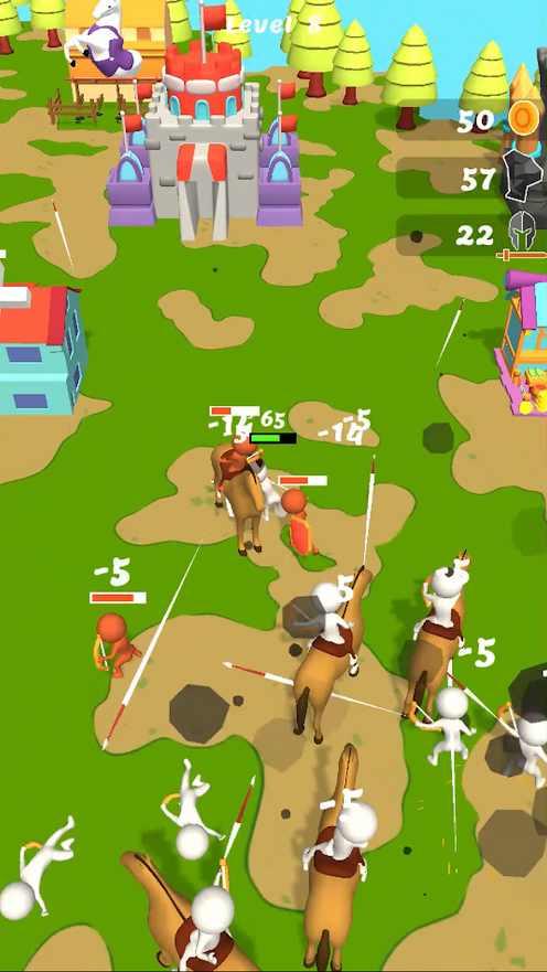 岛屿战争 手机版手游app截图