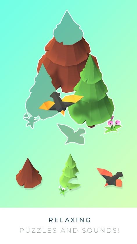 3D迷你世界拼图手游app截图