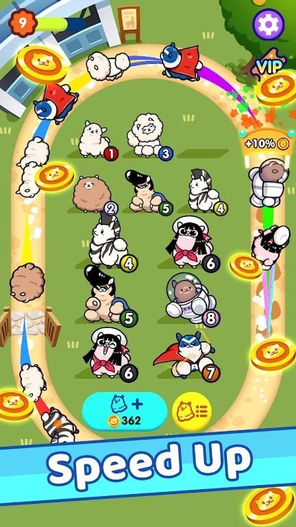 羊驼超进化手游app截图