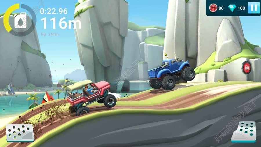 MMX爬坡赛车2手游app截图