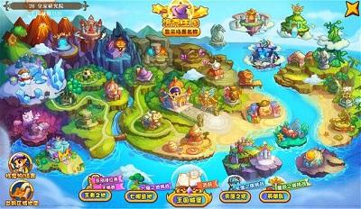 洛克王国 官网版手游app截图