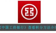 中国工商银行怎么查看积分_查看积分方法介绍_1ZP下载
