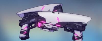 《崩坏3》试作型脉冲手枪属性图鉴