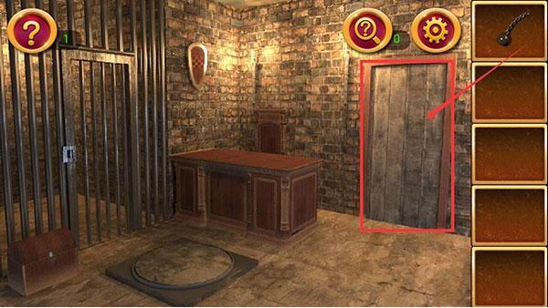 《密室逃脱1:逃离地牢》第2关攻略