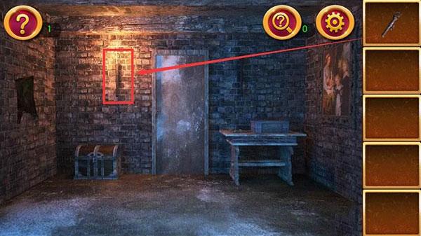 《密室逃脱1:逃离地牢》第4关攻略