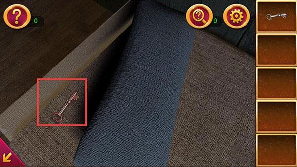 《密室逃脱1:逃离地牢》第5关攻略
