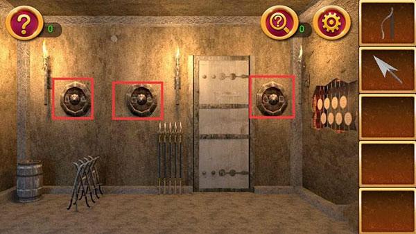 《密室逃脱1:逃离地牢》第6关攻略