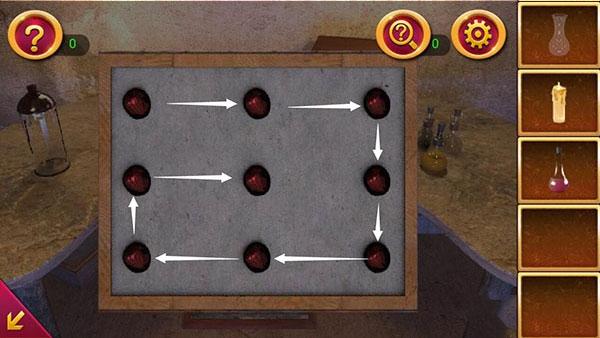 《密室逃脱1:逃离地牢》第10关攻略