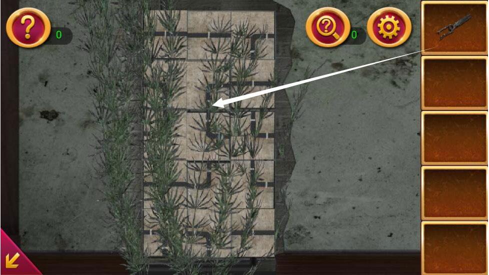 《密室逃脱1:逃离地牢》第12关攻略